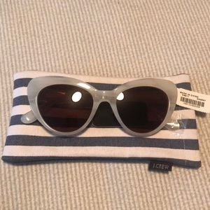 Jcrew Veranda Cateye Sunglasses